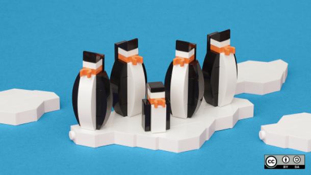 Opensource Penguins on Ice