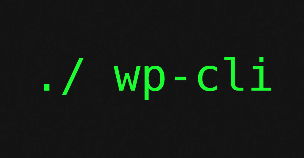 WordPress CLI